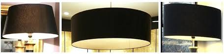 extra large table l shades large l shade 5 shades extra silk with regard to decorations 1