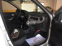 renault logan trunk very clean u0026 good renault logan car qatar living