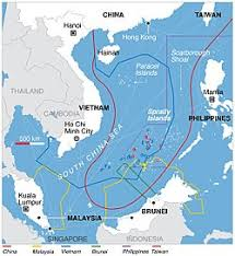 Of The South Timeline Of The South China Sea Dispute