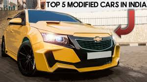 indian car top 5 best ever modified cars top modified indian cars you