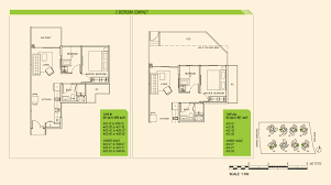 2 bedroom compact parc olympia
