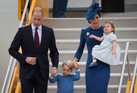 photo gallery royal family arrives in for start of tour