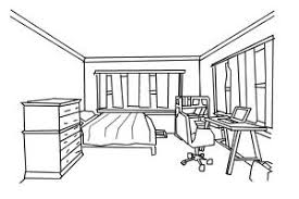 draw a room cat in room drawing by mina catlina 1 drawingnow draw my living