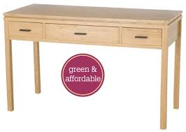 Office Desk Clearance Affordable Green Office Bamboo Desk Bookcase Clearance Priced