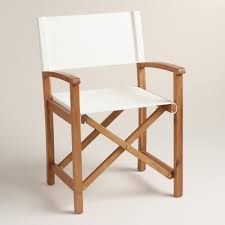 World Market Outdoor Chairs by Wood Santiago Club Chair Frame Set Of 2 World Market
