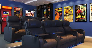 Home Theater Decorating Ideas On A Budget Best 25 Home Theater Rooms Ideas On Pinterest Home Theatre