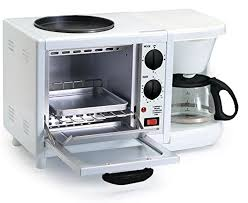 elite cuisine maximatic ebk 200 elite cuisine 3 in 1 breakfast station 4 cup