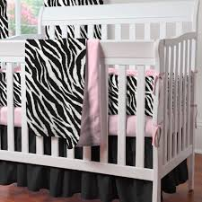 Black And White Zebra Bedrooms Bedroom Plain Pink Feat Black White Zebra Pattern Bedding On
