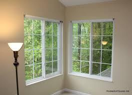 fresh awesome corner window blinds 2369