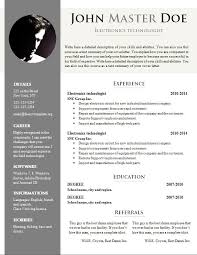 resume template downloads for free resume builder free doc resume template free cv template 681 687