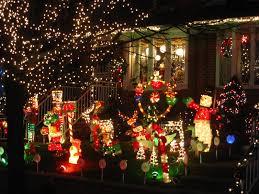 eat fly u0026 play christmas lights dyker heights brooklyn