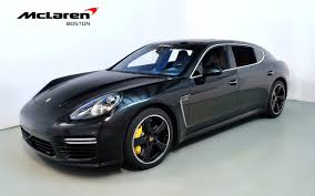 panamera porsche 2016 2016 porsche panamera exclusive turbo executive for sale in