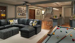 paint color ideas for basement basement traditional with pool