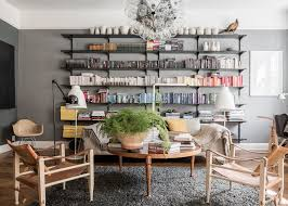 the perfect living room the perfect living room cozy and curated with leather chairs and