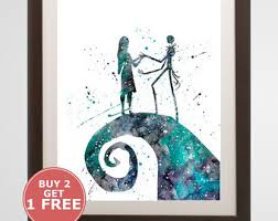 The Nightmare Before Christmas Home Decor Nightmare Before Christmas Baby Etsy