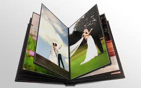 5 x 5 photo album mini albums with lay flat pages for photographers