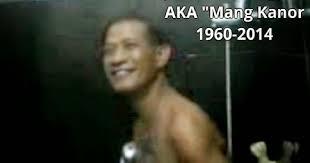 Mang Kanor Meme - brain twister mang kanor dead at 54 1960 2014