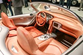porsche speedster interior concept car of the week porsche boxster 1993 car design news