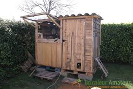 Free Plans How To Build A Wooden Shed by 10 Free Plans To Build A Shed From Recycle Pallet The Self