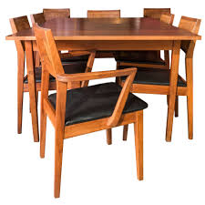 jack cartwright for founders furniture mid century dining table