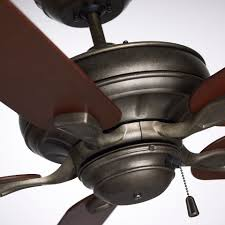 Model Ac 552 Ceiling Fan by 52 Inch Black Indoor Outdoor Ceiling Fan Emerson