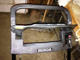 please identify this honda mower