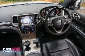 Jeep Overland Interior Jeep Grand Cherokee 3 0 Crd V6 Overland Review U2013 Superlative Suv