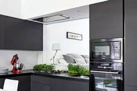 grey kitchen cupboards with black worktop kitchen worktop ideas house garden