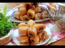 cuisine alg駻ienne facile rapide makrout maqla comment réussir sa pâte recettes facile rapide de
