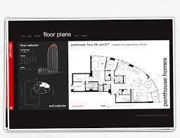 floor plan website highrise condominium website the ross portland or