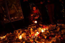 fear shock dim city of light in wake of terrorists u0027 mass murder