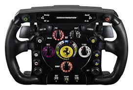 gaming steering wheel amazon com 2kv2698 thrustmaster gaming steering wheel