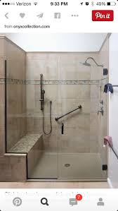 Walk In Bathroom Shower Ideas Best 25 Shower Seat Ideas On Pinterest Showers Shower Bathroom