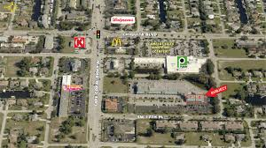 Map Of Cape Coral Florida by Cay West Professional Center Unit 7 U0026 8 Medical Office 1708