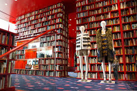 Shop Bookshelves by Sonia Rykiel Opens Library Themed Store In Aoyama Tokyo Japan