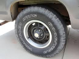 Ford Ranger Truck Rims - 1985 ford ranger turbo diesel wheels tires diesel power magazine