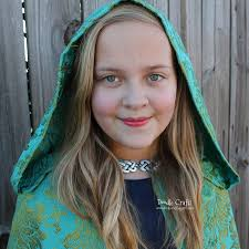 gorgeous and warm hooded capes u0026 cloaks 8 steps with pictures
