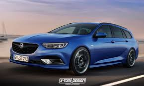 opel insignia 2015 opc 2017 opel insignia opc commodore ss sportwagon rendered