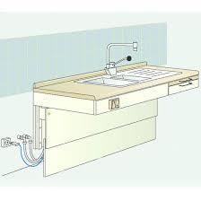 taille plan de travail cuisine plan de travail motorisé à hauteur réglable élévateur de plan de