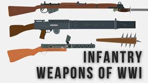 Ottoman Weapons Infantry Weapons Of Wwi