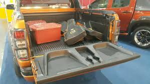 nissan navara pickup truck accessories and autoparts by tailgate liner for picnic sitting