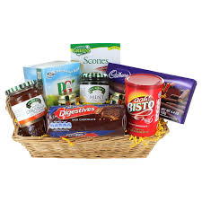 favorites gift basket