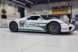 porsche 918 spyder white a porsche 918 spyder is the latest supercar to join the dubai
