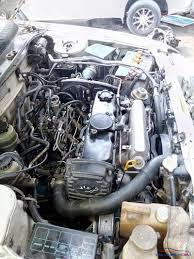 engine change of nissan sunny b13 from cd17 to cd20t good