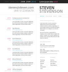 the best free u0026 premium cv u0026 resume website template evohosting
