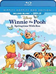 amazon winnie pooh movie disc blu ray dvd combo