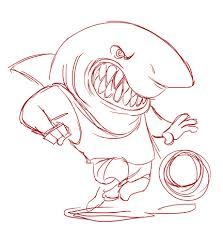 sharks jaggedsmile