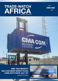 cma cgm trade watch issue 61 june 2016 by cma cgm group issuu