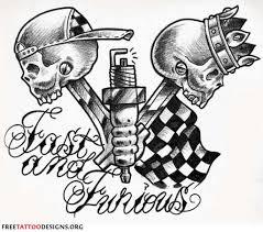 biker and harley davidson tattoos within biker style tattoo