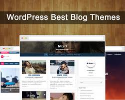 best blog themes ever best wordpress blogging theme collection 2018 free and premium